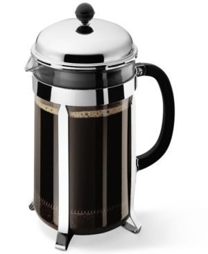 Bodum Chambord 12-Cup French Press Coffee Maker