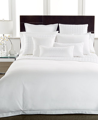 Hotel collection closeout white bedding collection 600 for Luxury hotel 750 collection sheets