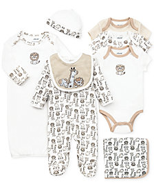Little Me Baby Boys Safari Gift Bundle