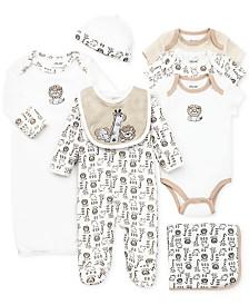 Little Me Baby Boys Safari Gift Bundle