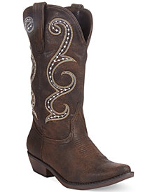 American Rag Dawnn Western Boots, Created for Macy's