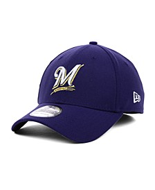 Milwaukee Brewers MLB Team Classic 39THIRTY Stretch-Fitted Cap
