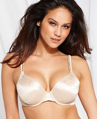 Vanity Fair Body Shine Floral Full Coverage Underwire Bra