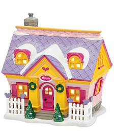Mickey's Village Minnie's House Collectible Figurine