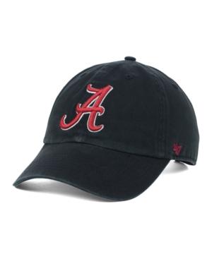 '47 Brand Alabama Crimson Tide Clean-Up Cap
