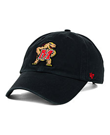 '47 Brand Maryland Terrapins Clean-Up Cap