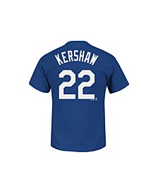Clayton Kershaw Los Angeles Dodgers T-Shirt
