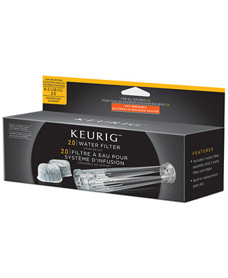 Keurig 174 2 0 water filter starter kit coffee tea amp espresso