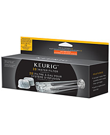 Keurig® 2.0 Water Filter Starter Kit