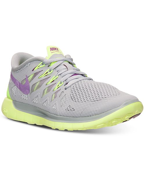 674595618627 Nike Women s Free 5.0 2014 Running Sneakers from Finish Line ...