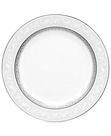Dinnerware, Crestwood Platinum Accent Plate