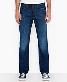 Levi's 513 Slim Straight Fit Quincy Jeans