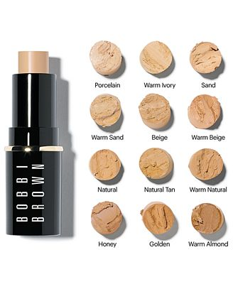 Choose A Free Mini Foundation Stick With 75 Bobbi Brown