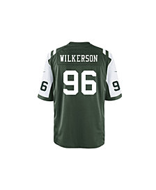 Nike Men's Muhammad Wilkerson New York Jets Game Jersey