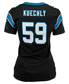 Women's Luke Kuechly Carolina Panthers Game Jersey