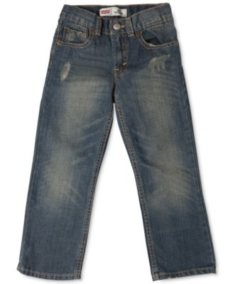 Image of Levi's® Little Boys' 514 Straight Fit Jeans