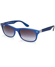 Ray-Ban Sunglasses, RB4207 55 NEW WAYFARER LITEFORCE