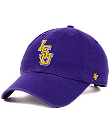 '47 Brand LSU Tigers NCAA Clean-Up Cap