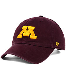 '47 Brand Minnesota Golden Gophers NCAA Clean-Up Cap