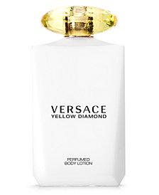 Versace Yellow Diamond Perfumed Body Lotion, 6.7 oz