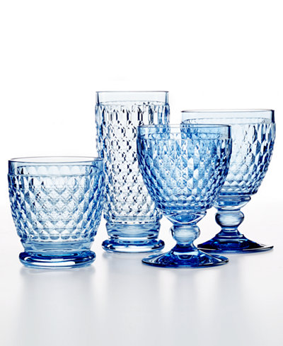 Villeroy & Boch Drinkware, Boston Collection