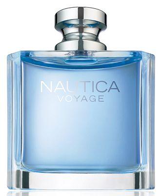 Nautica Voyage Eau de Toilette Spray, 1 oz