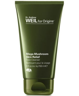 Dr. Andrew Weil for Origins Mega Mushroom Skin Relief Face Cleanser 5.0 fl. oz.