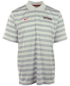 Nike Men's Connecticut Huskies Dri-FIT Preseason Polo Shirt
