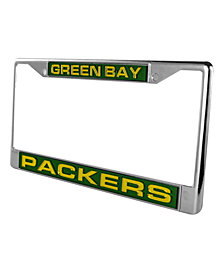Rico Industries Green Bay Packers License Plate Frame