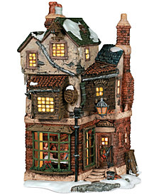 Department 56 Dicken's Village Cratchit's Corner Collectible Figurine