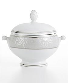 Parchment Sugar Bowl