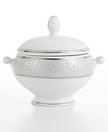Mikasa Parchment Sugar Bowl