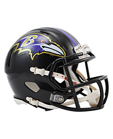 Riddell Baltimore Ravens Speed Mini Helmet