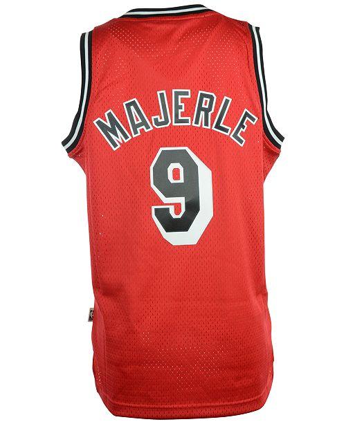 5c469bd82 ... adidas Men s Dan Majerle Miami Heat Retired Player Swingman Jersey ...
