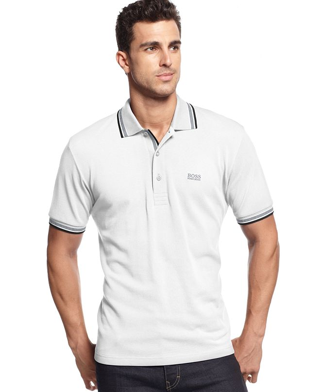 Hugo Boss Boss Men's Paddy Polo
