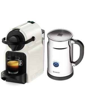 ean 7630030329340 nespresso inissia espresso maker white. Black Bedroom Furniture Sets. Home Design Ideas