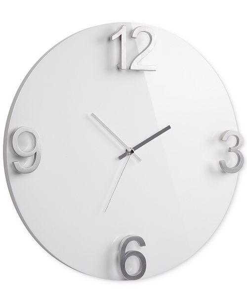 Umbra Elapse Wall Clock Reviews Macy S
