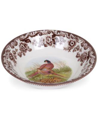 Woodland Pheasant Ascot Cereal Bowl