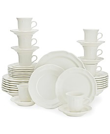 French Countryside 40-Pc. Dinnerware Set, Service for 8