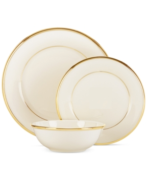 Lenox Eternal 3 Piece Place Setting