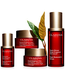Clarins Super Restorative Skincare Collection