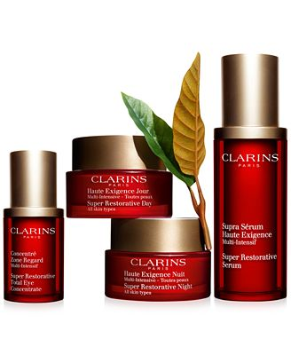 Clarins Super Restorative Skincare Collection Skin Care