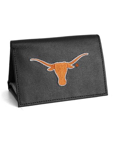 Rico Industries Texas Longhorns Trifold Wallet