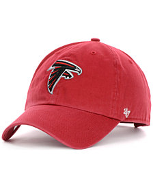 '47 Brand Atlanta Falcons Clean Up Cap