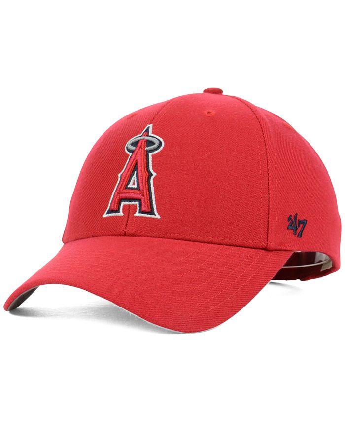 '47 Brand - Los Angeles Angels of Anaheim MLB MVP Curved Cap