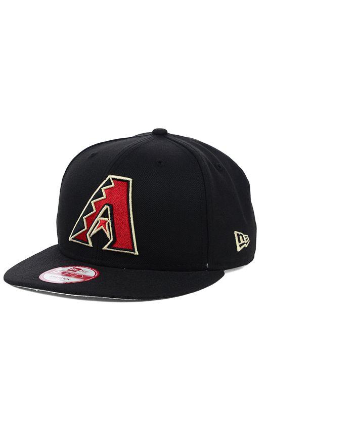 New Era - Arizona Diamondbacks MLB 2 Tone Link 9FIFTY Snapback Cap