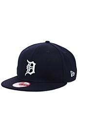 Detroit Tigers 2 Tone Link 9FIFTY Snapback Cap