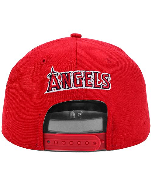 brand new d693e dc86b ... New Era Los Angeles Angels of Anaheim MLB 2 Tone Link 9FIFTY Snapback  Cap ...