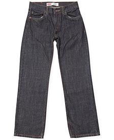 Levi's® Slim 505™  Regular Fit Jeans, Little Boys