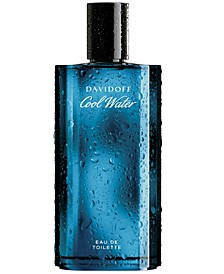 Cool Water for Men Eau de Toilette Spray, 6.7 oz